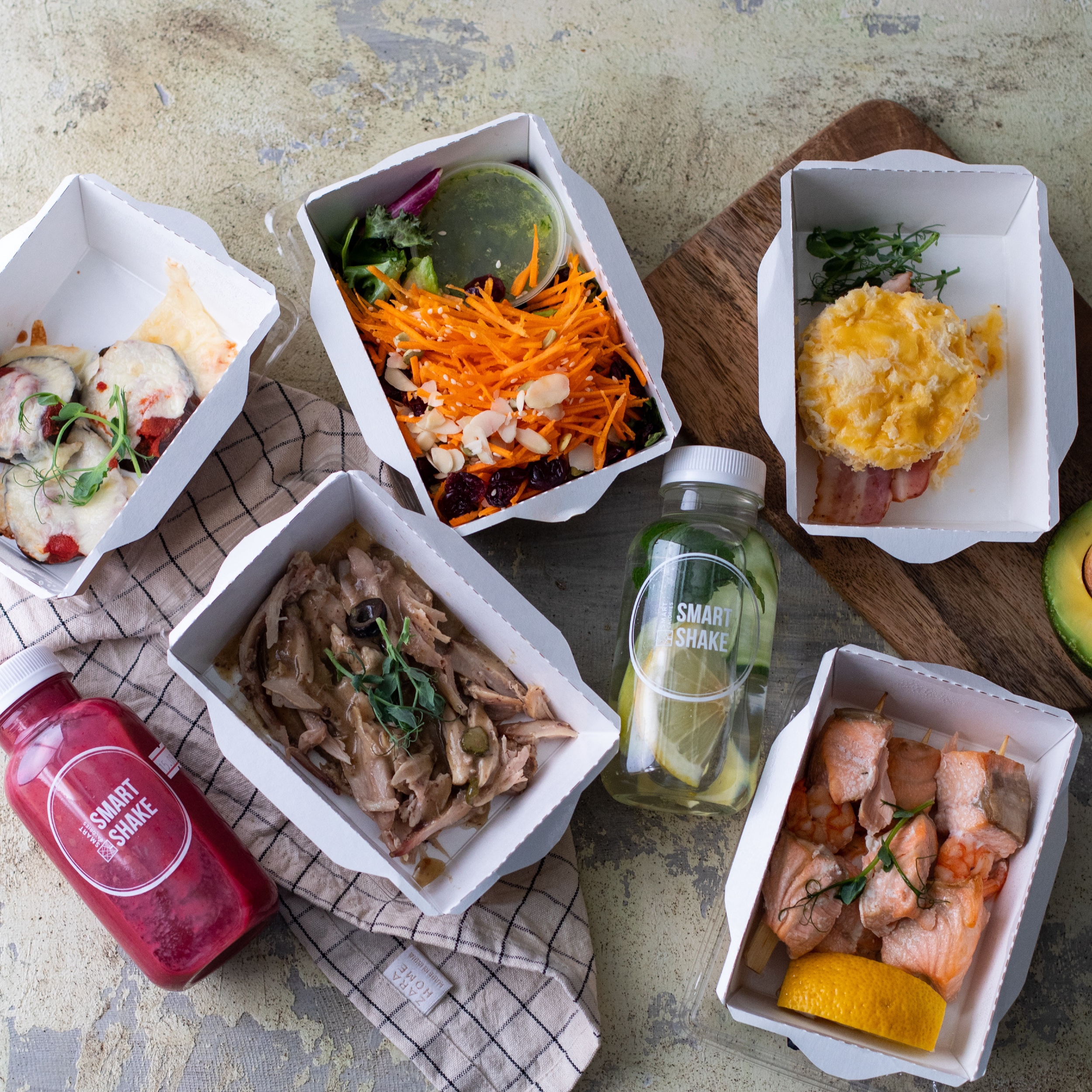 правильное питание из доставки Smart Calories